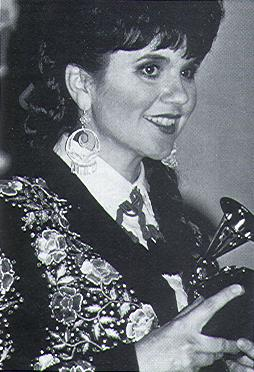caption: Ronstadt has won a number of Grammy awards, including one in 1989 for her album Cry Like a Rainstorm, Howl Like the Wind.