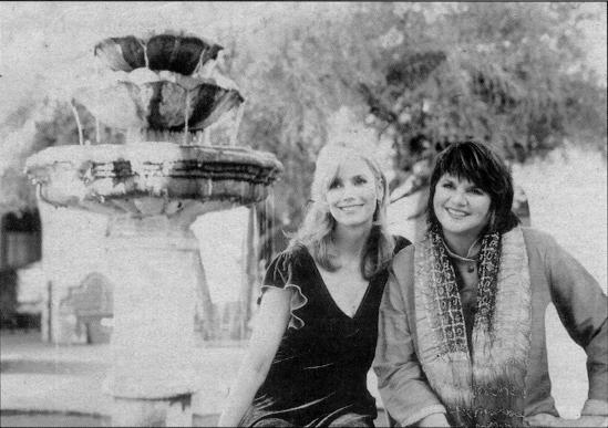 Emmylou Harris and Linda Ronstadt released Western Wall: The Tucson Sessions together in 1999