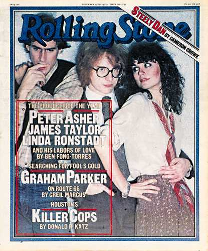 linda ronstadt book and magazine covers