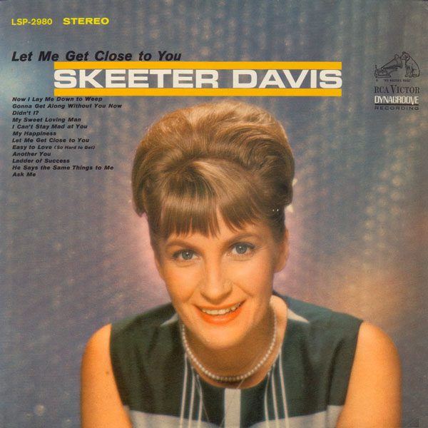 Skeeter Davis What Does It Take